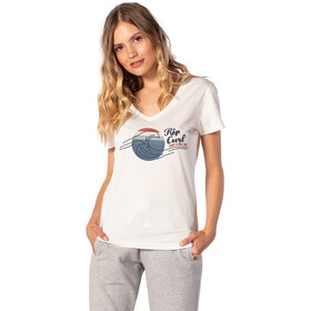 Rip Curl The Wave T-shirt Damer, bone